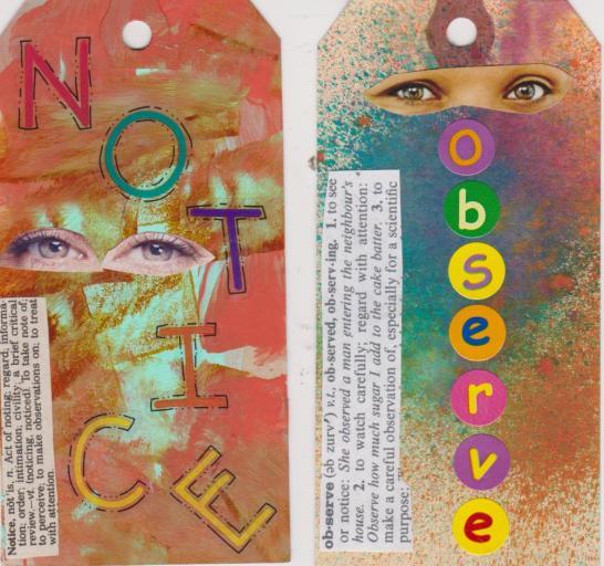 notice observe 001