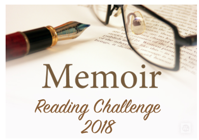 Memoir Reading Challenge 2018
