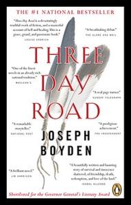 three day road823411