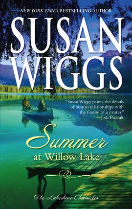 Summer at willow lake62258