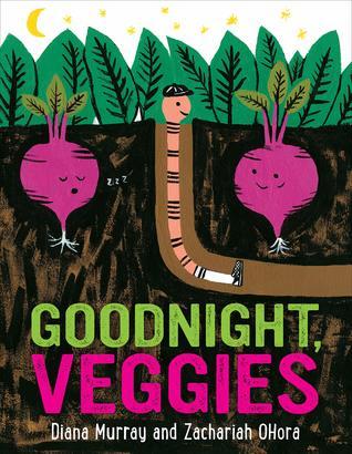 goodnight veggies 44327682