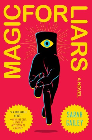 Magic for Liars 34594037._SY475_