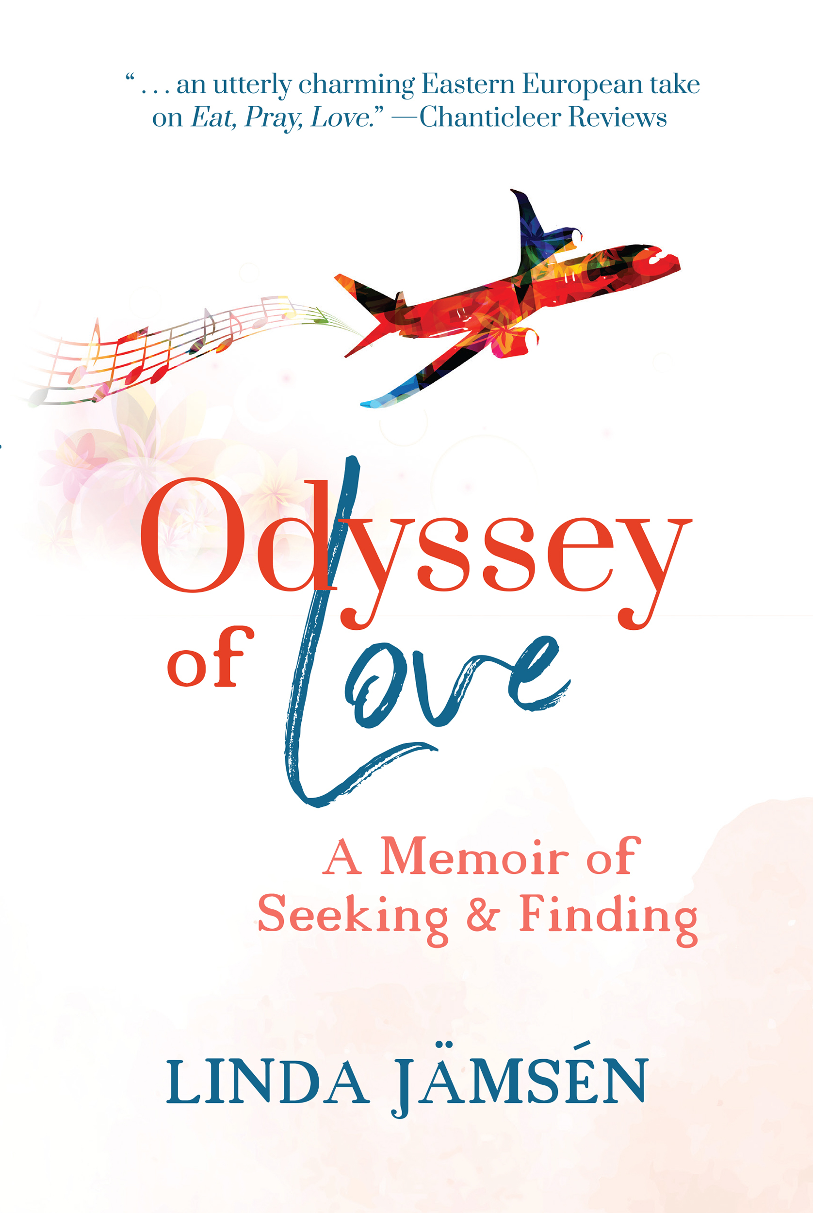 Odyssey of love Book Cover (2)